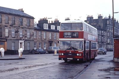 Lothian 715 Pier Place Newhaven Edinburgh Dec 85
