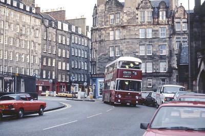 Lothian 261 Johnston Place Edinburgh Dec 85