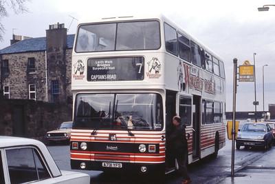 Lothian 731 Craighall Road Newhaven Edinburgh 2 Dec 85