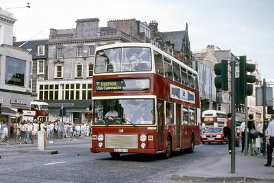 Lothian 667 Princes Street Edinburgh Jul 84