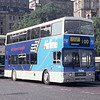 Lothian 366 Waverley Bridge Edinburgh Jul 95