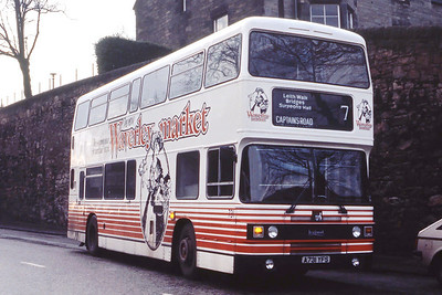 Lothian 731 Craighall Road Newhaven Edinburgh 1 Dec 85