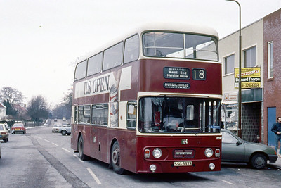Lothian 537 Whitehalls Road Edinburgh Feb 86