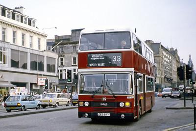 Lothian 691 Princes Street Edinburgh Sep 83