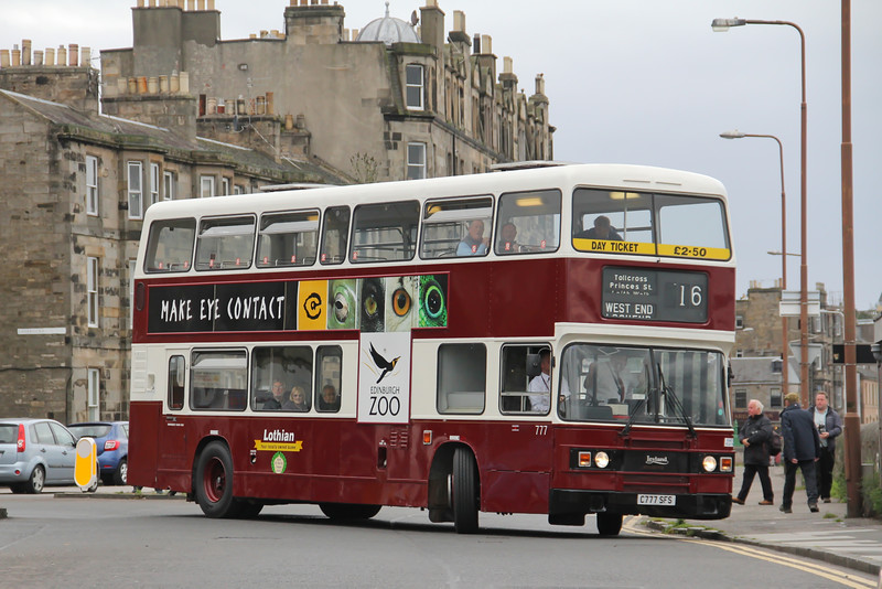 Lothian_Preserved 777 Pier Place Newhaven Edinburgh 3 Sep 16