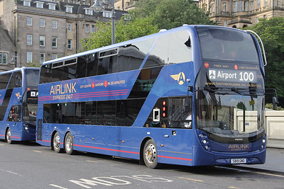 Lothian 1132 Waverley Bridge Edinburgh 1 Sep 19