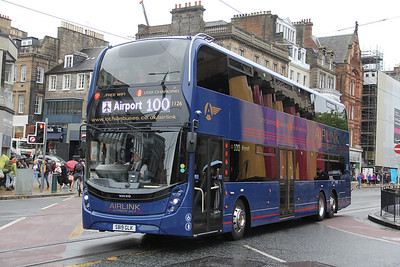 Lothian 1126 Princes Street Edinburgh Sep 19