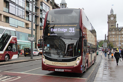 Lothian 1125 Princes Street Edinburgh 2 Sep 19