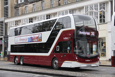 Lothian 1122 Princes Street Edinburgh Sep 19