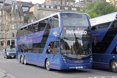 Lothian 1136 Waverley Bridge Edinburgh 1 Sep 19