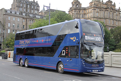 Lothian 1139 Waverley Bridge Edinburgh Sep 19