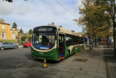 171 is the display bus at Haddington