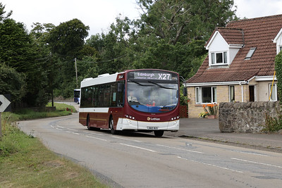 175 passes Burnwynd on A71