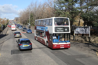 700 from 698 on Crewe Road South