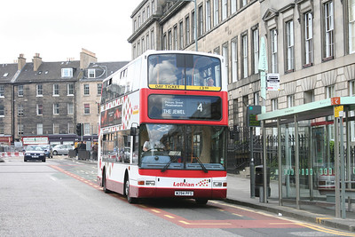 294 eastbound on London Road for The Jewel