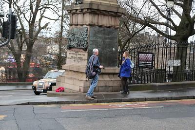 Richard Walker spots where his pension has gone...