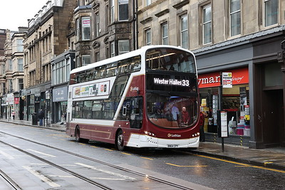 410 on Shandwick Place on a 33