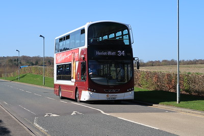 1009 in showroom condition at Heriot Watt on Good Friday 2nd April 2021