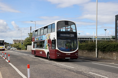 311 on Crewe Road South 11th July 2020