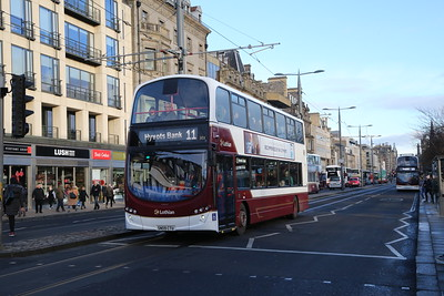 303 in #fotf livery won't be used to the delights of Hyvots Bank having spent a lot of time on the 31 as a Zoo wrap