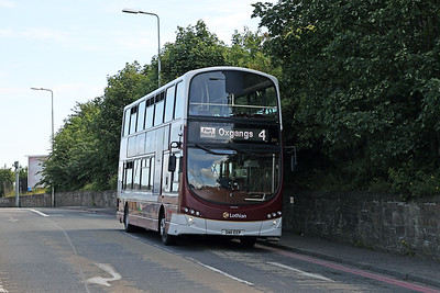 399 Part Route Oxgangs on Slateford Road