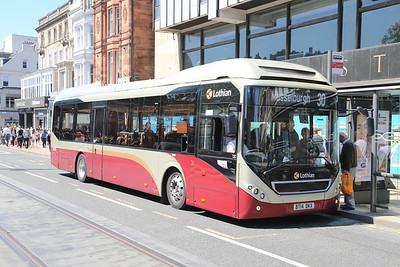 26 is I think the only 7900 with the new logos - but is missing any on the lower body panels