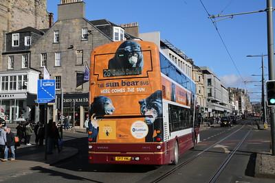475 lanterns no more is now a Sun Bear bus.