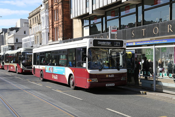 64 clear shot on what could well be the last 29 worked by a Dart - 27th March 2015
