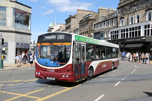 113 is an oldie, and the 6 is a PVR 1 job these days since the 60 was withdrawn