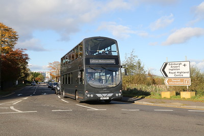 841 on the Park and Ride to Showground shuttle