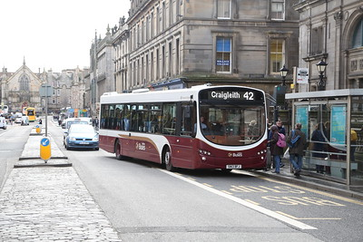 184 on George IV Bridge