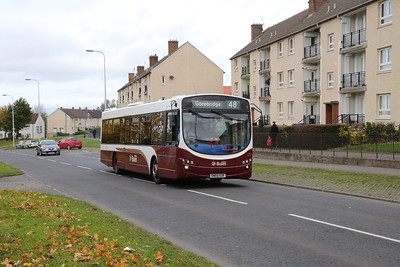 173 heads for Gorebridge in Mayfield