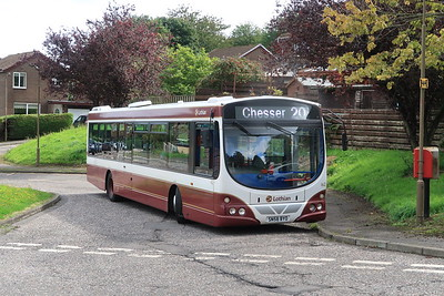 162 at Hallcroft Park - Chesser screen seems new