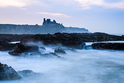 Seething Waters at Tantallon Castle