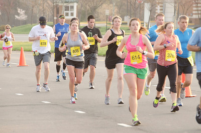 Loudoun Half Marathon & 8K.  Ashburn Virginia, April 13, 2014. Photo Courtesy of Heather Engen
