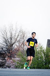 Loudoun Half Marathon & 8K.  Ashburn Virginia, April 13, 2014. Photo Courtesy of Khurram Shafique