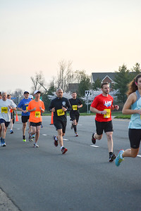 Loudoun Half Marathon & 8K.  Ashburn Virginia, April 13, 2014. Photo Courtesy of Paul Begovich