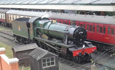 Loughborough Grand Central Railway 30th September 2017