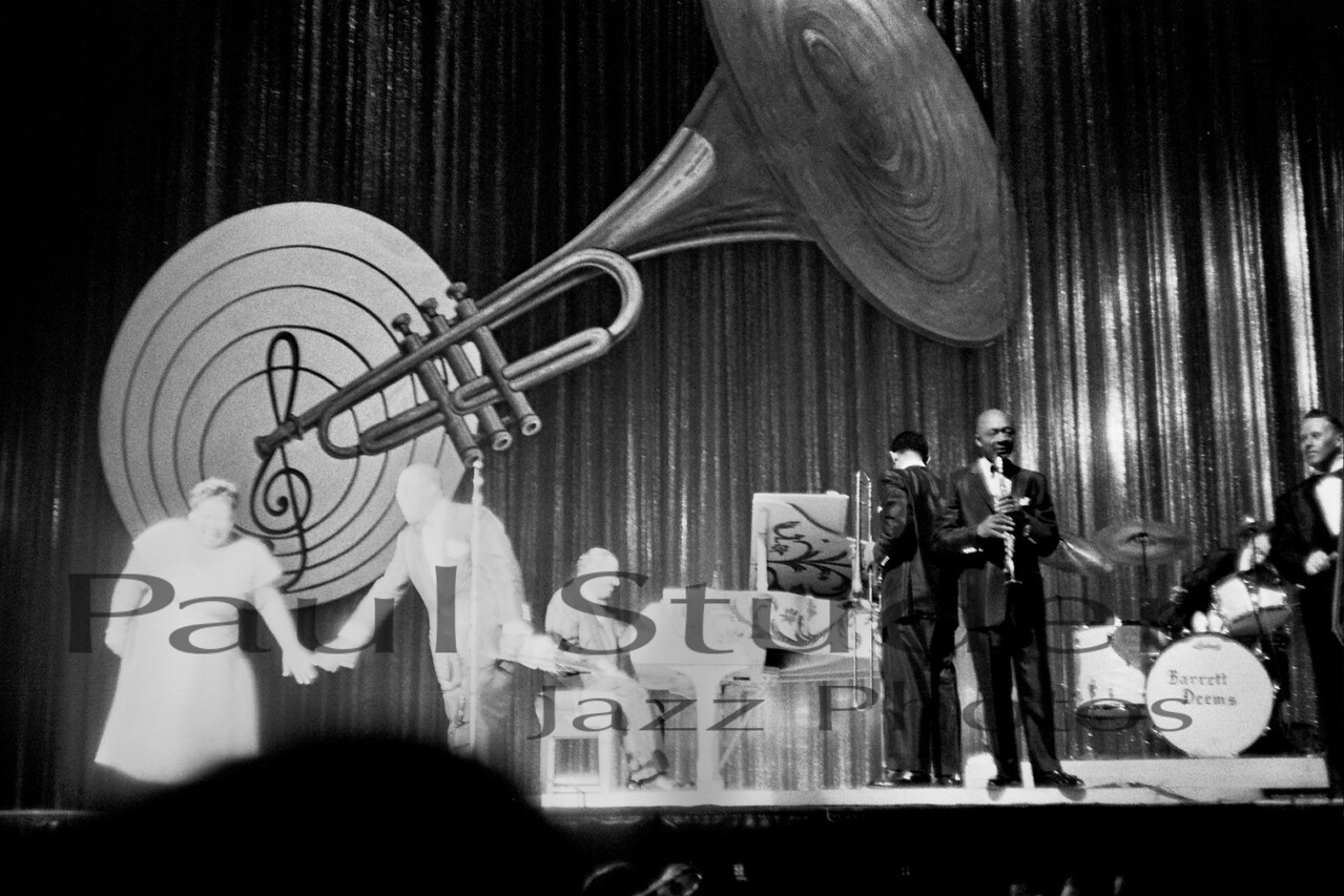 Louis Armstrong concert 12