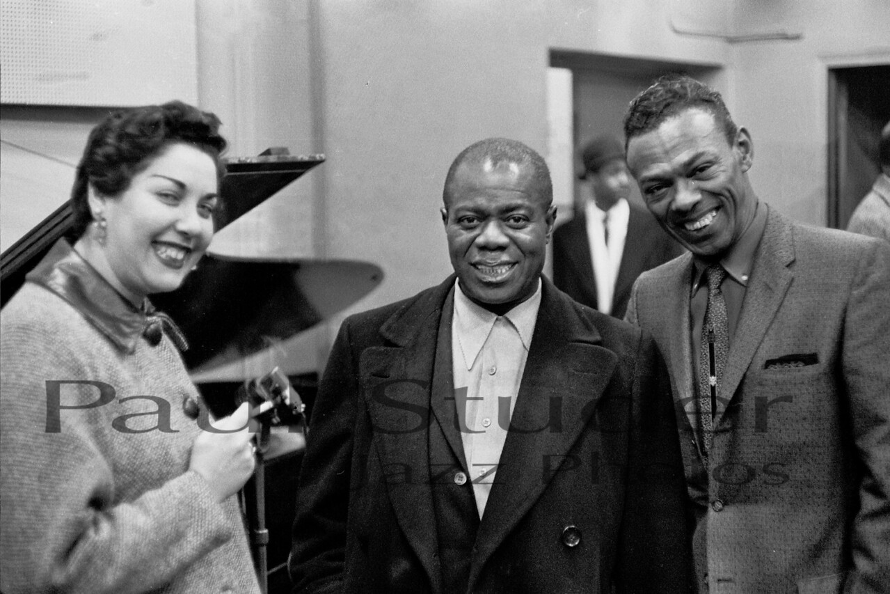 Louis Armstrong recording sessions 41