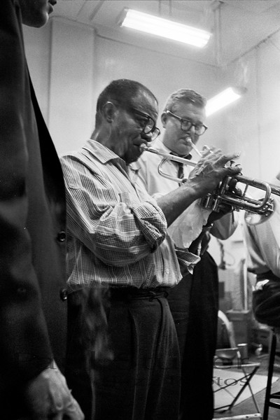 Louis Armstrong recording sessions 36