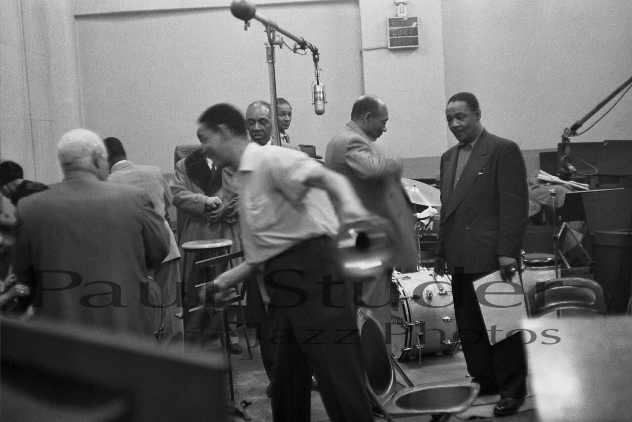 Louis Armstrong recording sessions 66