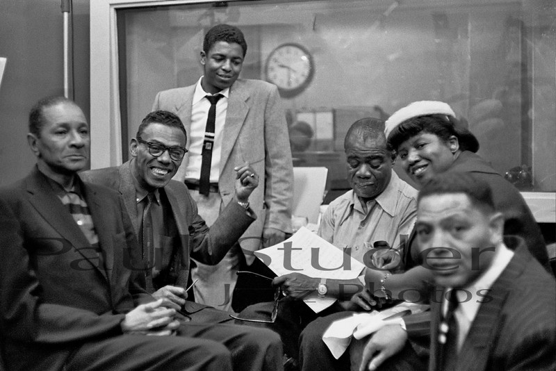 Louis Armstrong recording sessions 32