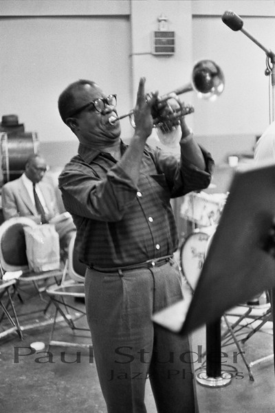 Louis Armstrong recording sessions 22