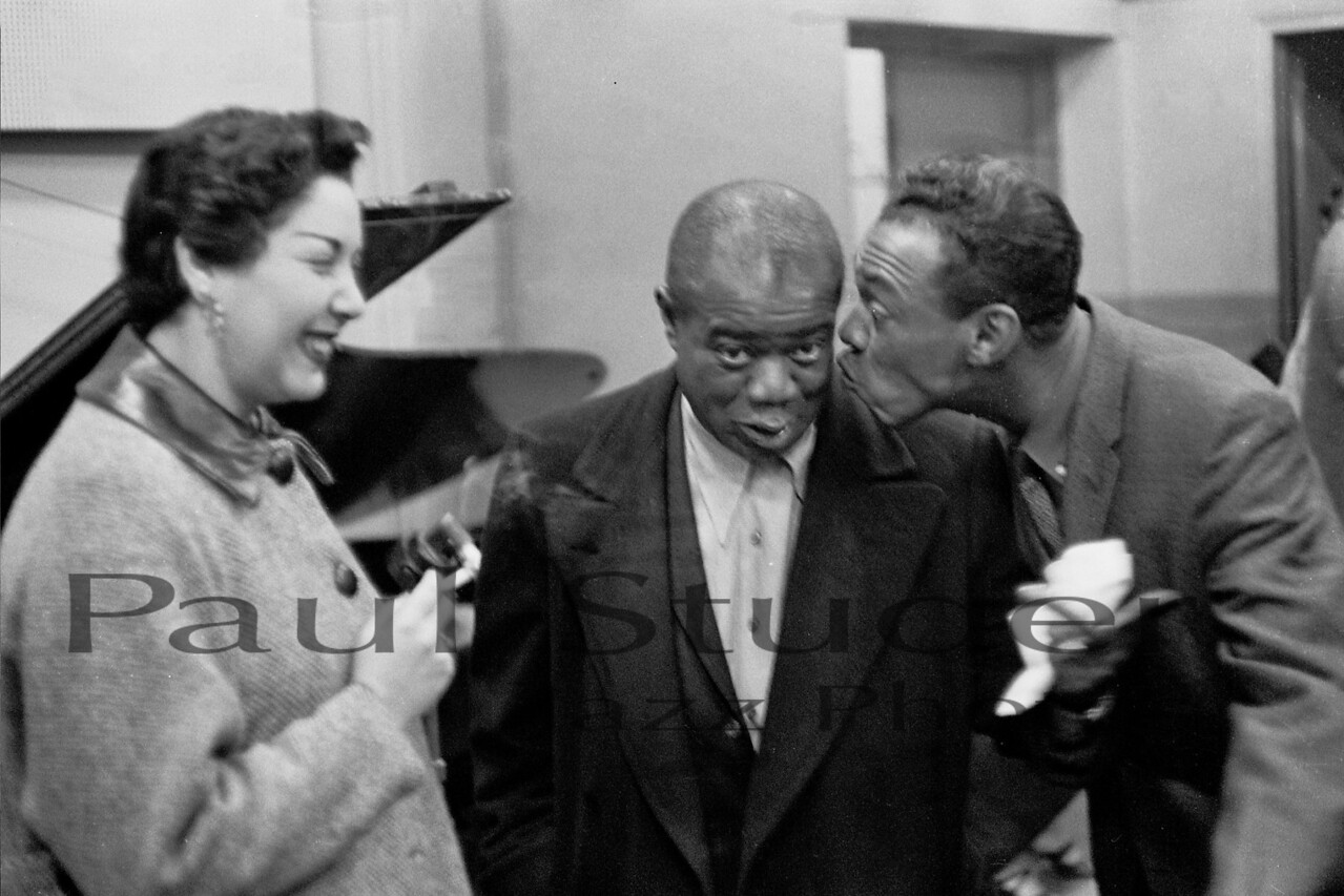 Louis Armstrong recording sessions 40