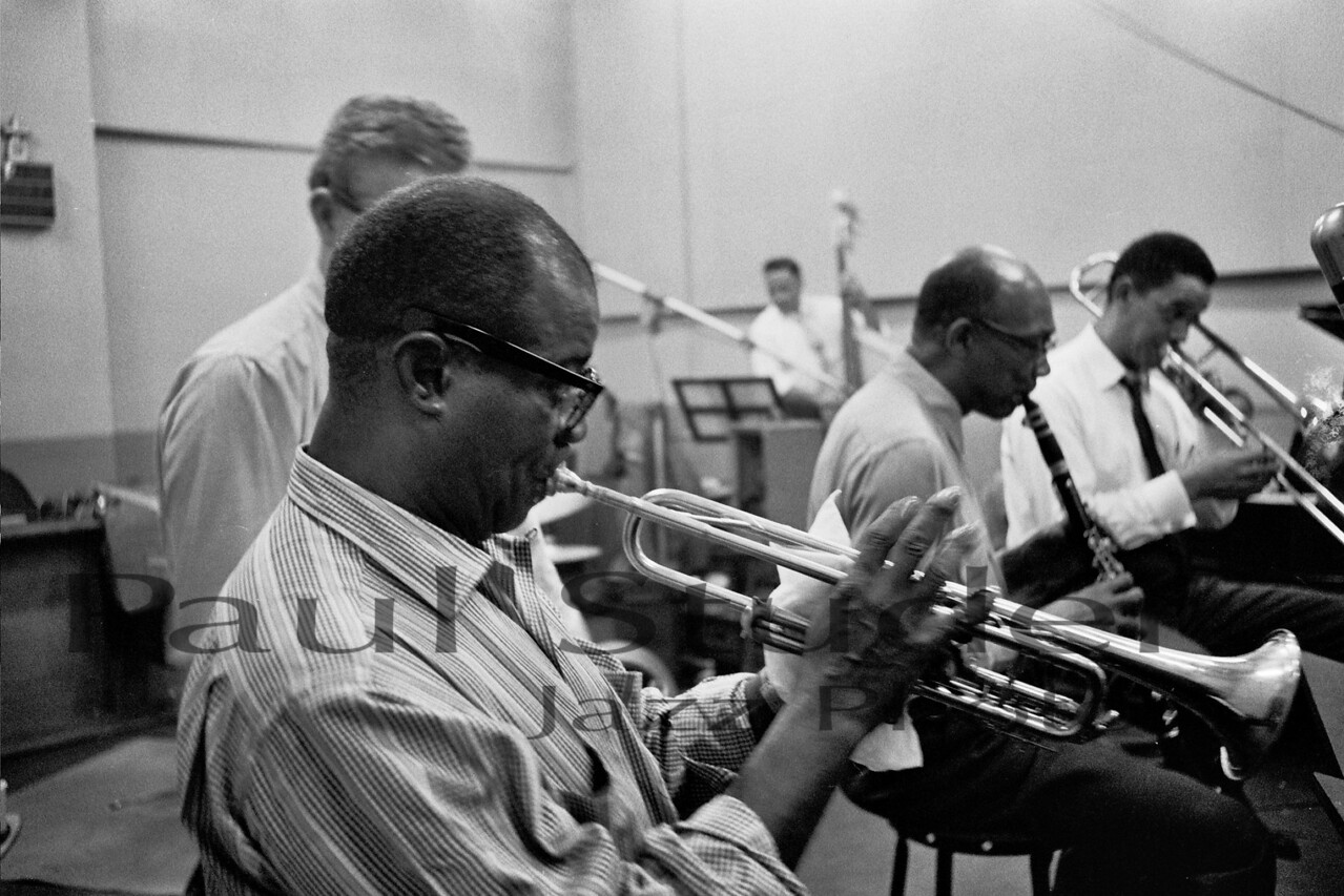 Louis Armstrong recording sessions 33