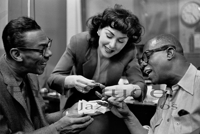 Louis Armstrong recording sessions 39