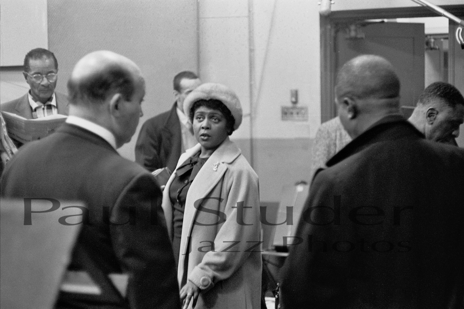 Louis Armstrong recording sessions 12