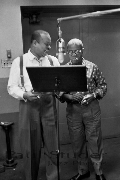 Louis Armstrong recording sessions 11