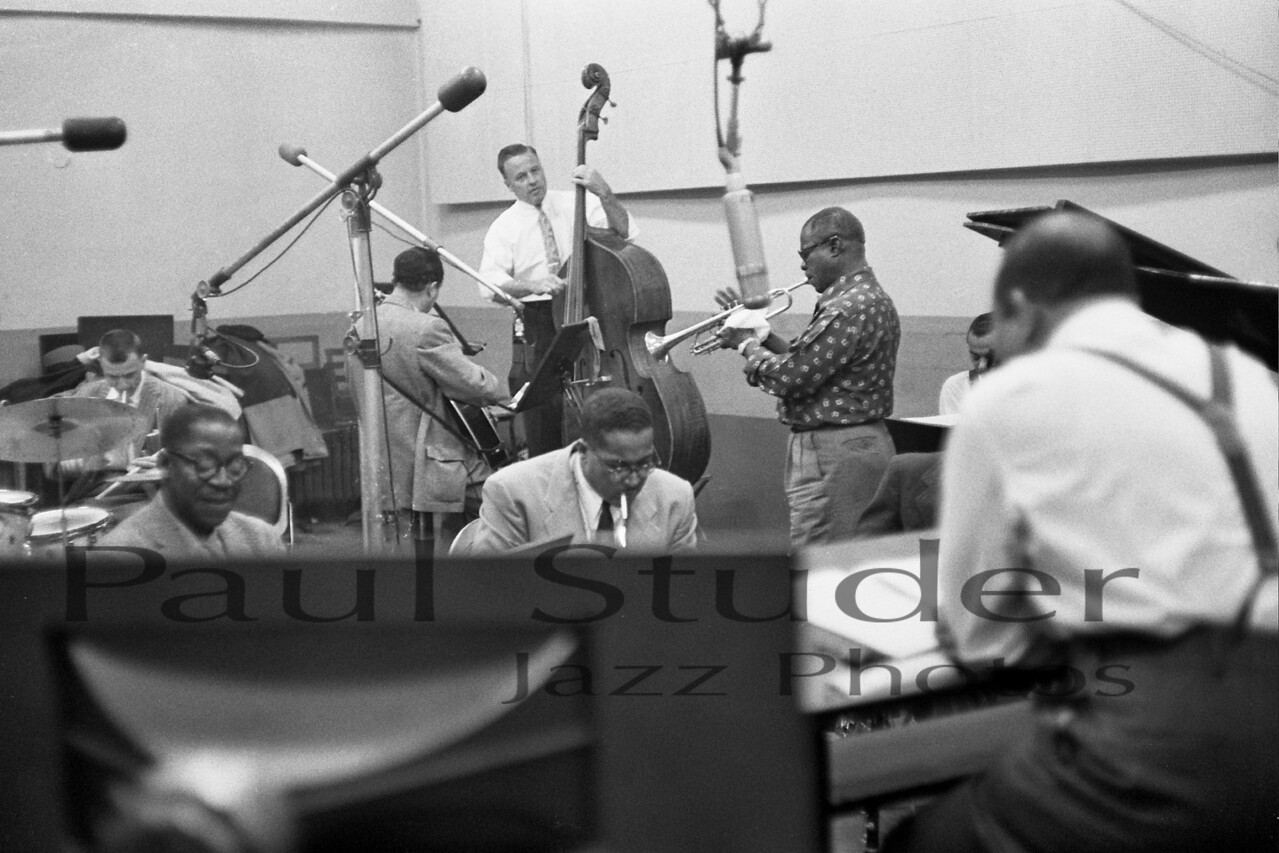 Louis Armstrong recording sessions 07